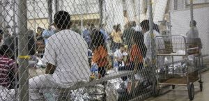 Immigrant-Children-Detained-In-Cages