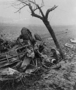 Mayhem during WWII