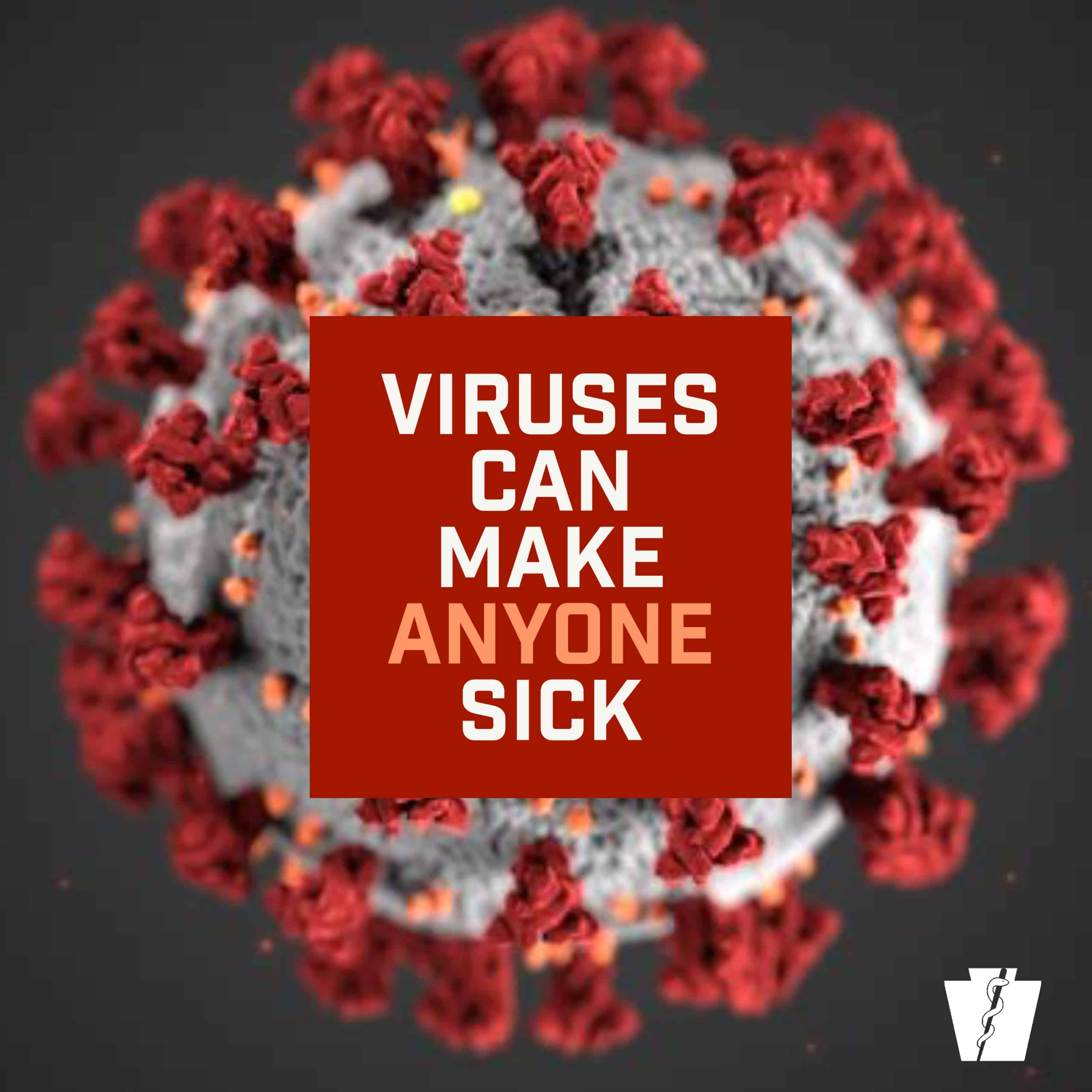 COVID-19 anyone can get a virus_Facebook